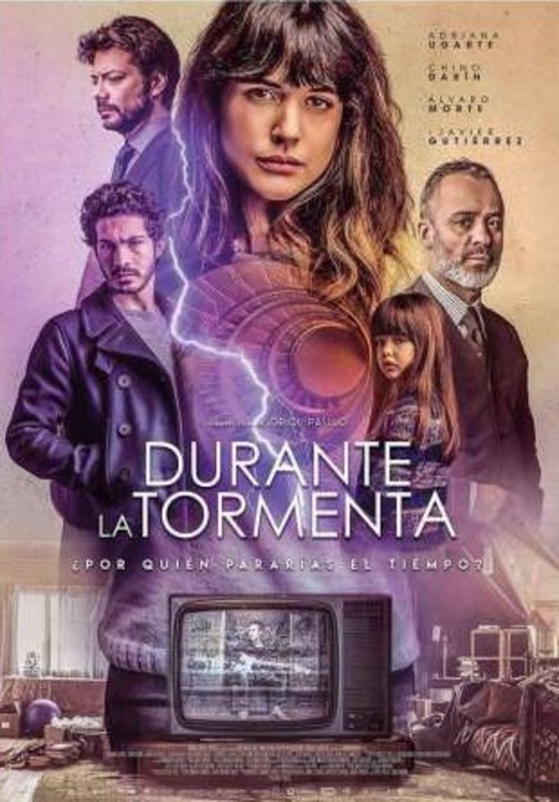 DURANTE LA TORMENTA (DVD) * ADRIANA UGARTE, CHINO DARIN
