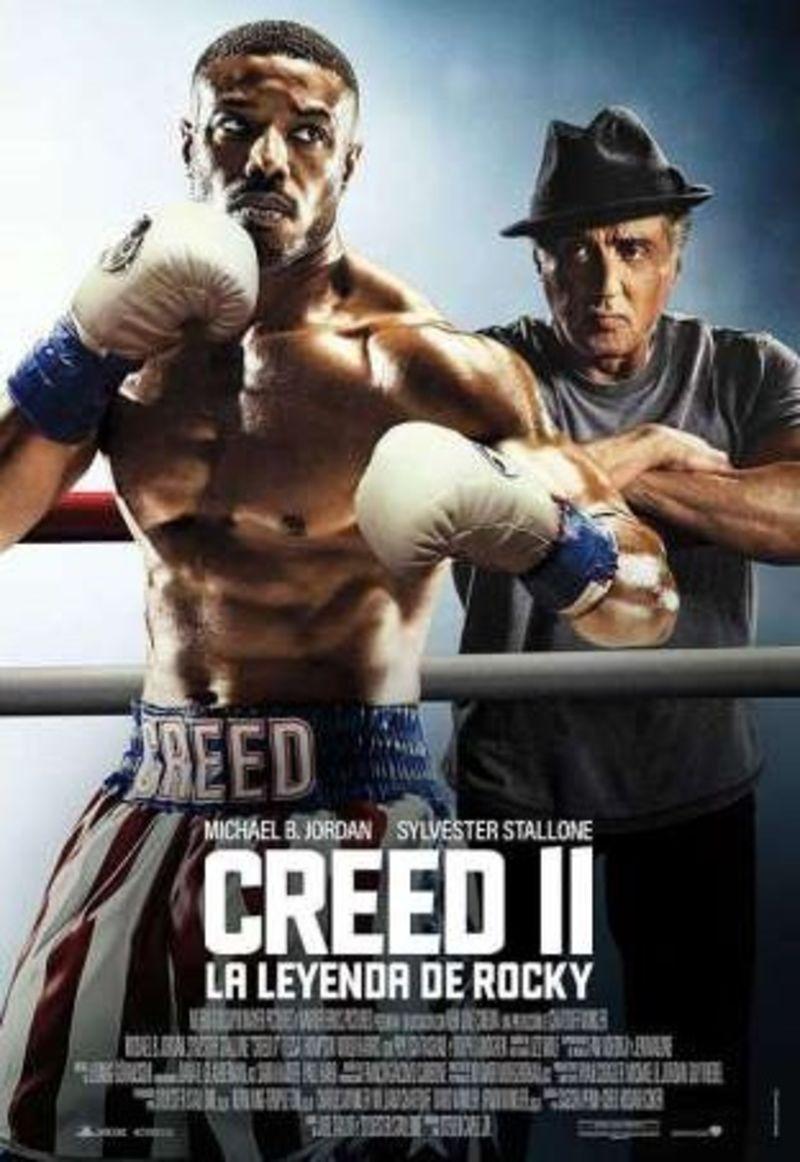 CREED II, LA LEYENDA DE ROCKY (DVD) * MICHAEL B. JORDAN, SYLVESTER S