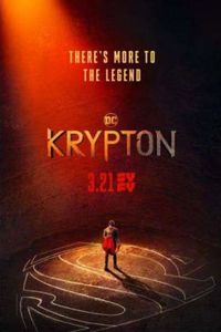 KRYPTON, TEMPORADA 1 (DVD) * CAMERON CUFFE, GEORGINA CAMPBEL