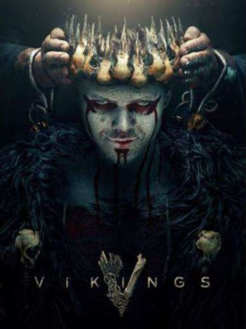 VIKINGOS, TEMPORADA 5, VOL.2 (DVD) * TRAVIS FIMMEL, KATHERYN WINNIC