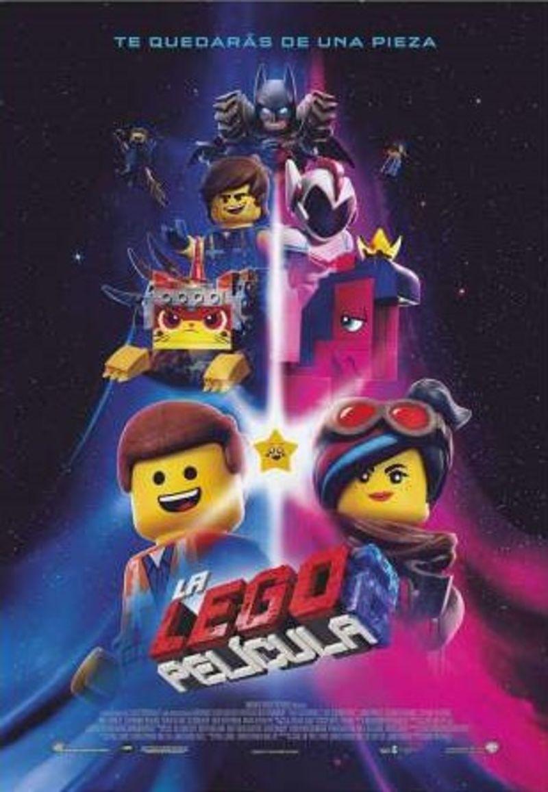 LA LEGO PELICULA 2 (DVD)