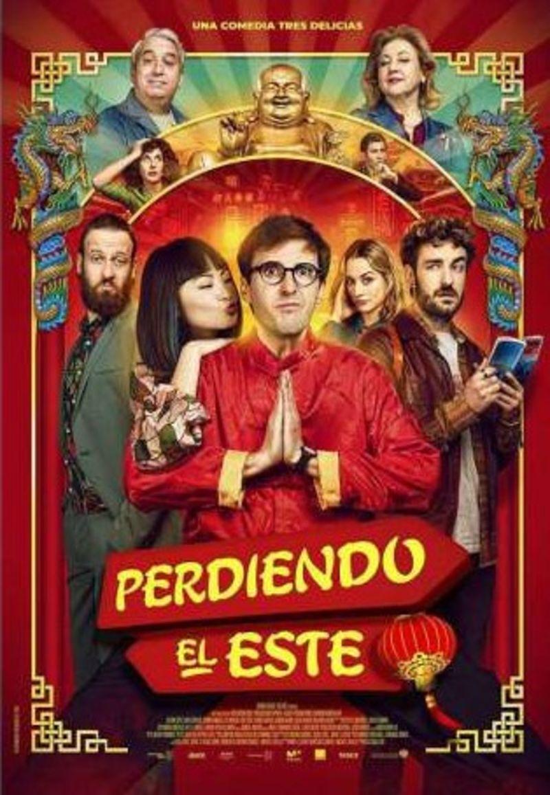 PERDIENDO EL ESTE (DVD) * CARMEN MACHI, JULIAN LOPEZ