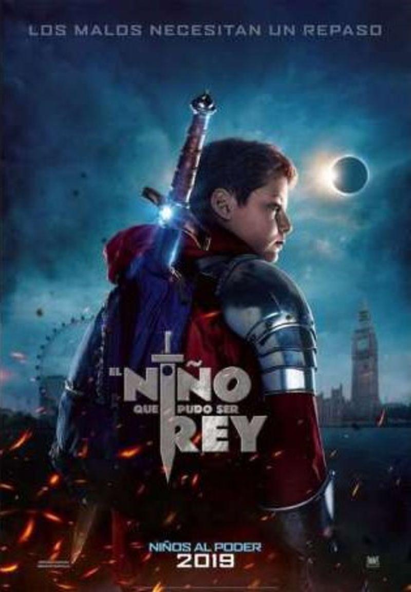 EL NIÑO QUE PUDO SER REY (DVD) * LOUIS ASHBOURNE SERKIS, DENIS