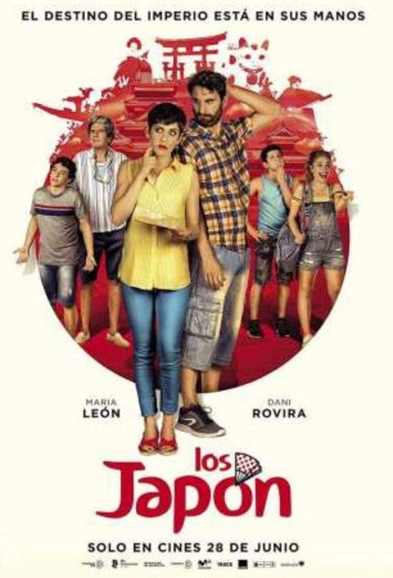 LOS JAPON (DVD) * MARIA LEON, DANI ROVIRA