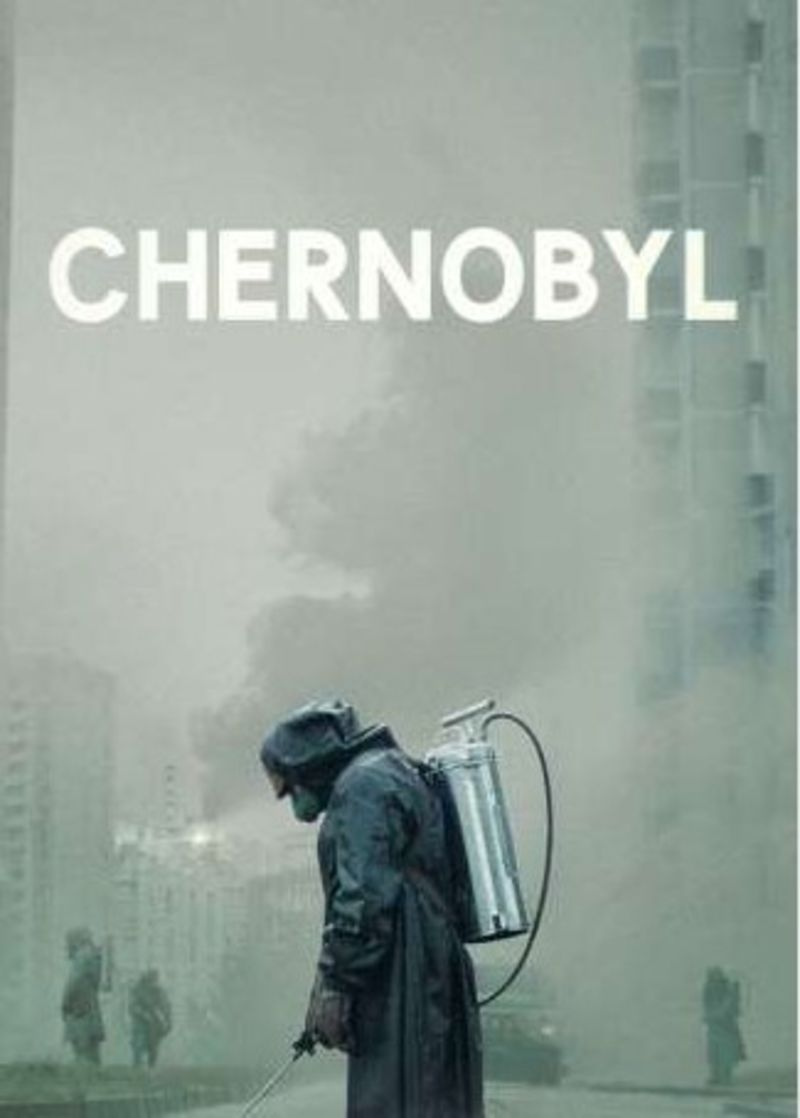 CHERNOBYL! (MINISERIE) (DVD) * JARED HARRIS, STELLAN SKARSGAR