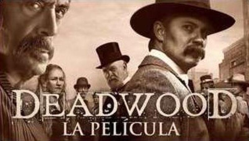 DEADWOOD MOVIE (DVD) * TIMOTHY OLYPHANT, BRAD DOURIF