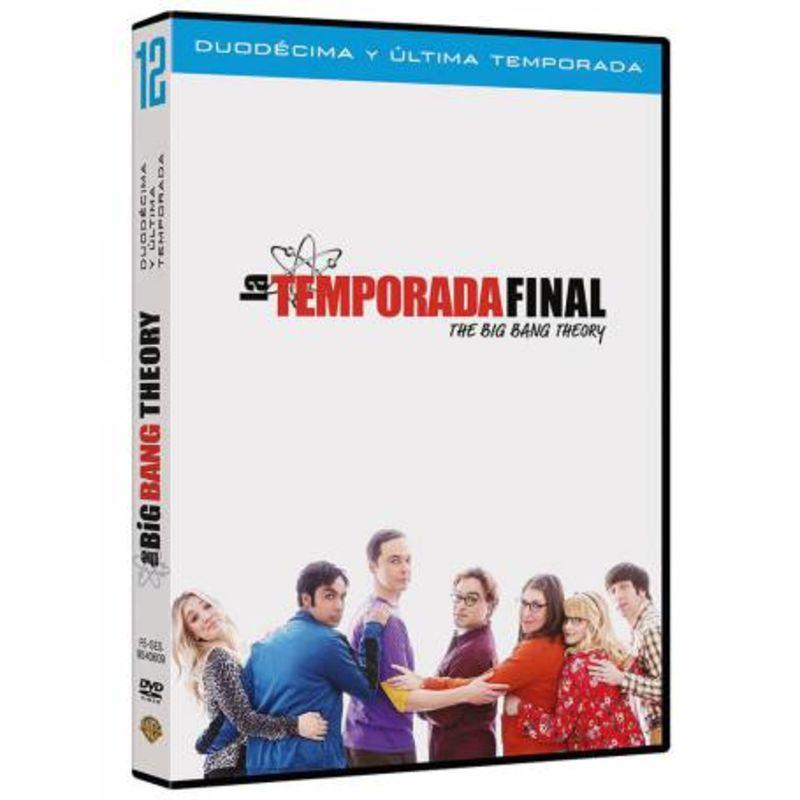 THE BIG BANG THEORY, TEMPORADA 12 (DVD)