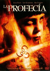 LA PROFECIA (DVD) (2006) * JULIA STILES / MIA FARROW