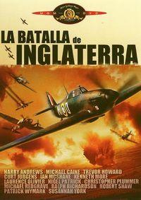 LA BATALLA DE INGLATERRA (DVD) * MICHAEL CAINE / TREVOR HOWARD