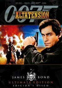BOND 007: ALTA TENSION (DVD) * TIMOTHY DALTON