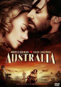AUSTRALIA (DVD) * NICOLE KIDMAN / HUGH JACKMAN