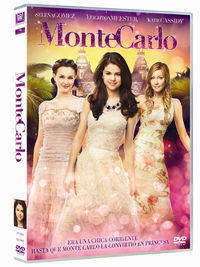 Monte Carlo (dvd) * Selena Gomez, Leighton Meester, Katie Cassidy -