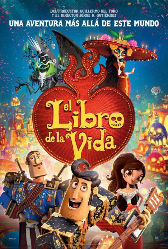 El Libro De La Vida (dvd) - Jorge R. Gutierrez