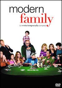 Modern Family, Temporada 6 (3 Dvd) -