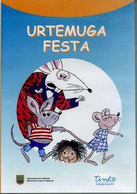 (DVD) URTEMUGA FESTA