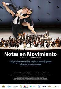 Notas En Movimiento (dvd) - Oskar Tejedor