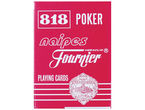 Baraja Poker Ingles N.818 55 Cartas Cartulina R: 21643 -