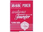 BARAJA POKER INGLES N.818 55 CARTAS CARTULINA R: 21643
