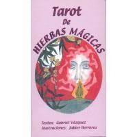 TAROT DE HIERBAS MAGICAS 78
