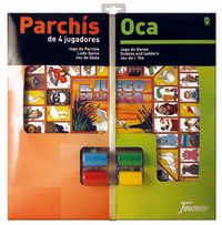 TABLERO GDE. PARCHIS 4 / OCA+ACCES. R: 29467