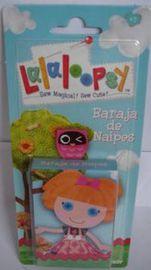 JUEGO NAIPES LALALOOPSY R: 43526