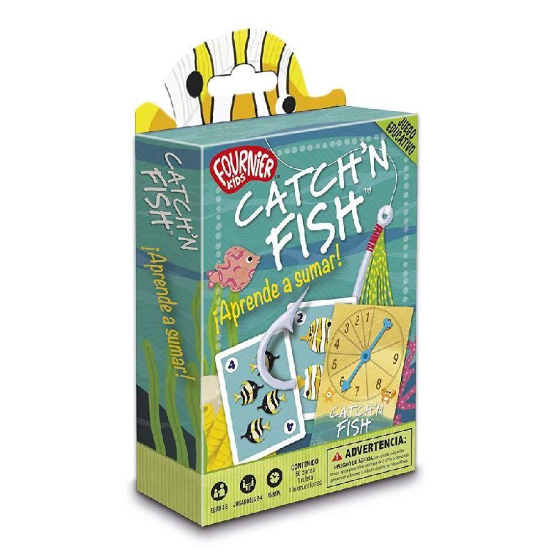 BARAJA KIDS * CATCH N'FISH R: 1040718