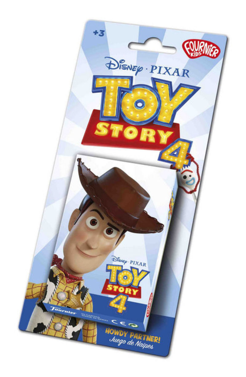 NAIPES TOY STORY 4