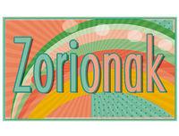 R / 250 ETIQUETAS ZORIONAK / 70 R: 37569