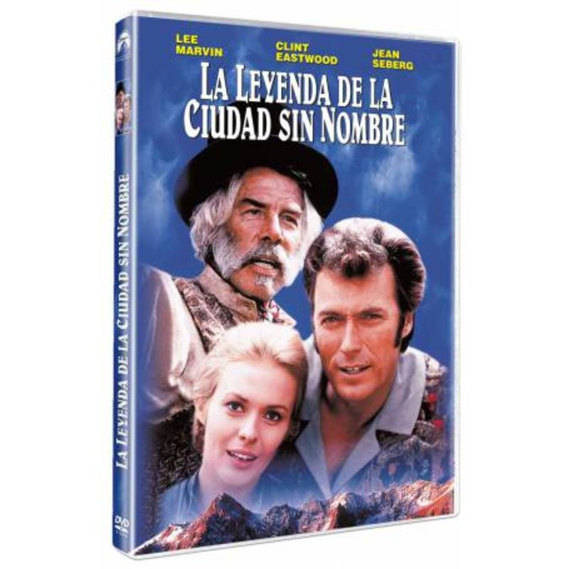LA LEYENDA DE LA CIUDAD SIN NOMBRE (DVD) * CLINT EASTWOOD