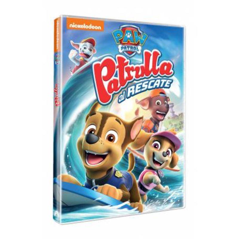 PAW PATROL 26, PATRULLA AL RESCATE (DVD)