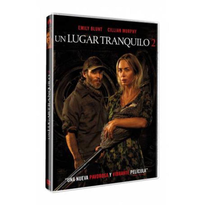 UN LUGAR TRANQUILO 2 (DVD)