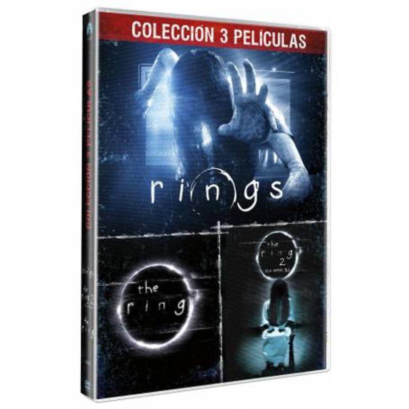 THE RING, LA TRILOGIA (3 DVD)