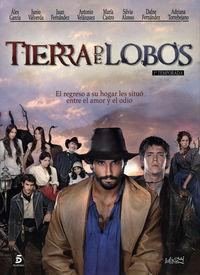 Tierra De Lobos, Temporada 1 (digibook) (5 Dvd) * Alex Garcia, Junio -