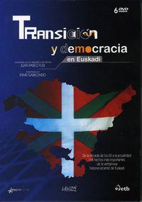 TRANSICION Y DEMOCRACIA EN EUSKADI (6 DVD)