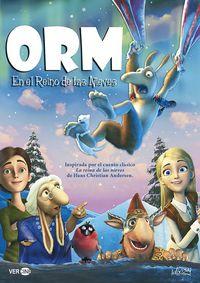 ORM EN EL REINO DE LAS NIEVES (DVD)