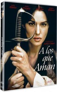 A LOS QUE AMAN (DVD) * JULIO NUÑEZ
