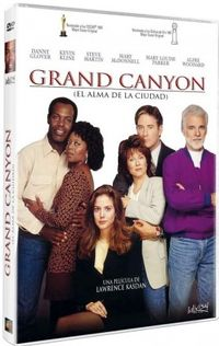 GRAND CANYON (DVD) * DANNY GLOVER, KEVIN KLINE