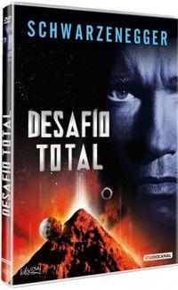 DESAFIO TOTAL (DVD) * ARNOLD SCHWARZENEGGER, SHARON STONE