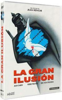 LA GRAN ILUSION (DVD) * JEAN GABIN, PIERRE FRESNAY