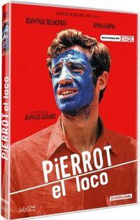 PIERROT EL LOCO (DVD) * JEAN-PAUL BELMONDO