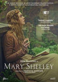 MARY SHELLE (DVD) * ELLE FANNING, DOUGLAS BOOTH