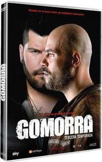 GOMORRA, TEMPORADA 3 (DVD) * MARCO D'AMORE, FORTUNATO CELINO