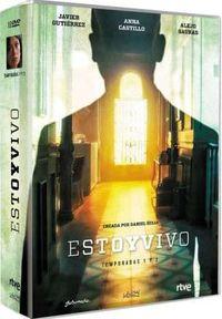 ESTOY VIVO, TEMPORADAS 1-2 (10 DVD) JAVIER GUTIERREZ, ANNA CASTILLO