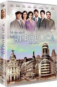 14 DE ABRIL, LA REPUBLICA, SERIE COMPLETA (11 DVD) * FELIX GOMEZ, VER