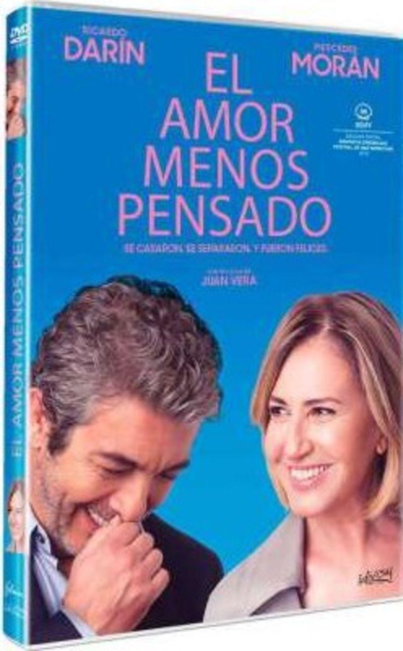 EL AMOR MENOS PENSADO (DVD) * RICARDO DARIN, MERCEDES MORAN