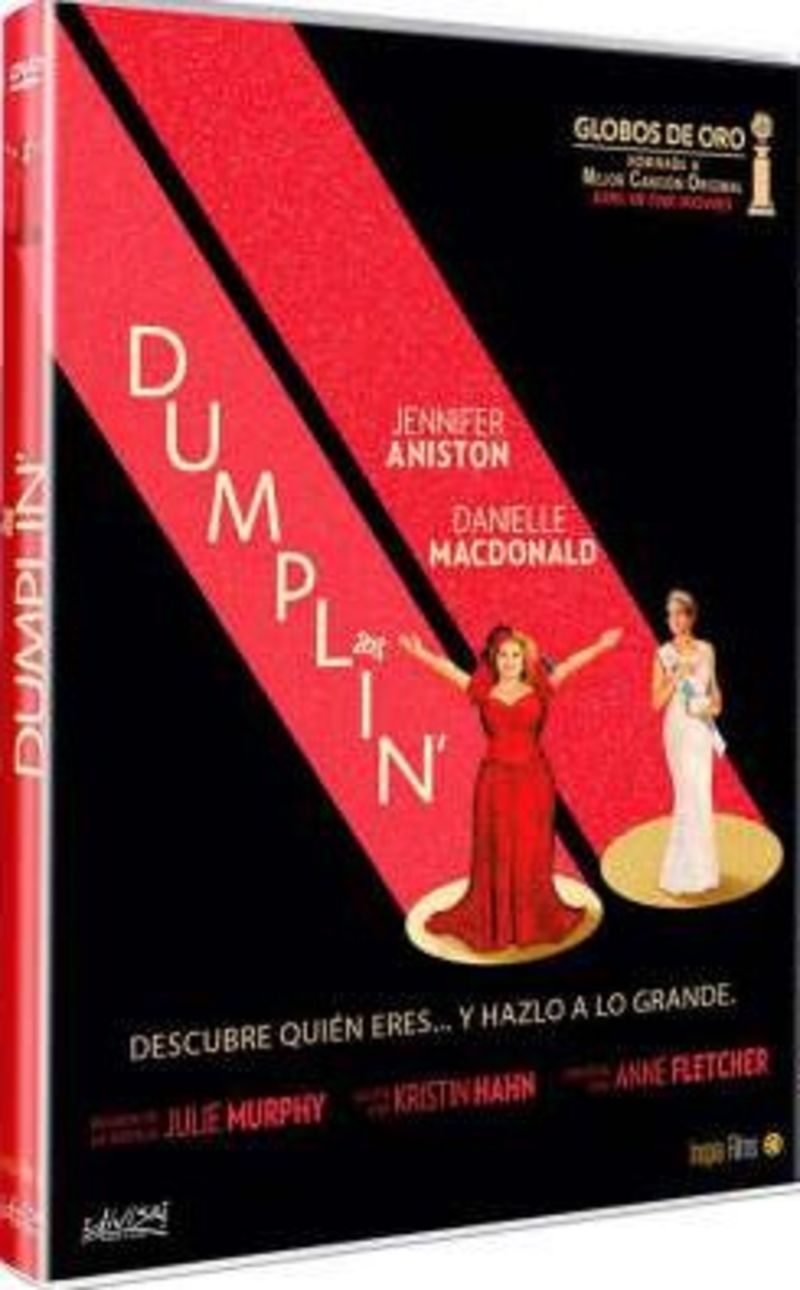 DUMPLIN' (DVD) * DANIELLE MACDONALD, JENNIFER ANISTON