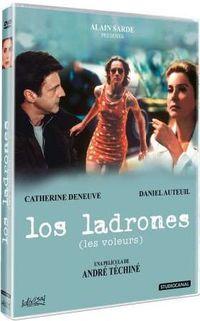 LOS LADRONES (DVD) * DANIEL AUTEUIL, CATHERINE DENEUVE