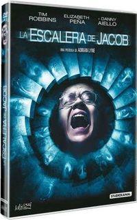 LA ESCALERA DE JACOB (DVD) * TIM ROBBINS, ELIZABETH PEÑA