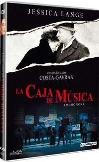 LA CAJA DE MUSICA (MUSIC BOX) (DVD) * JESSICA LANGE, ARMIN MUELLER-