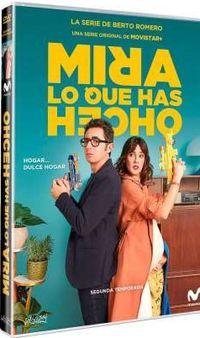MIRA LO QUE HAS HECHO (DVD) , EVA UGARTE